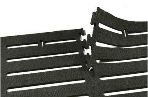 AGRICOW® Slatted Rubber Matting